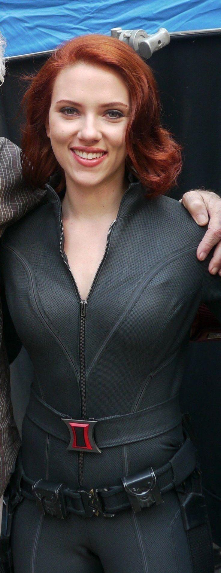 Pin En Scarlett Black