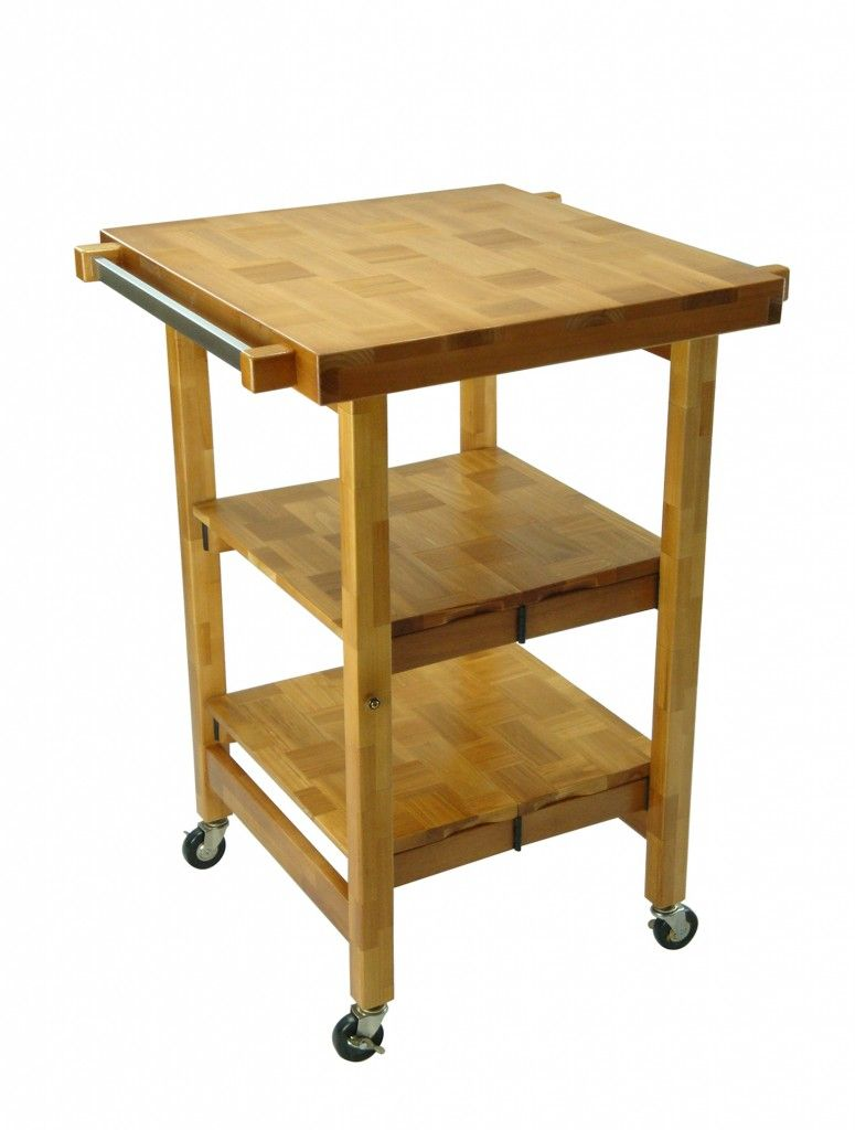 Origami Folding Kitchen Island Carts Efficient In Its Use ...