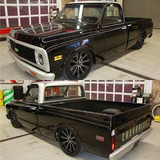 67 72 Chevy Truck Parts >> Blk On Blk 67 72 Chevy Trucks 67 72 Trucks Db 72 Chevy Truck