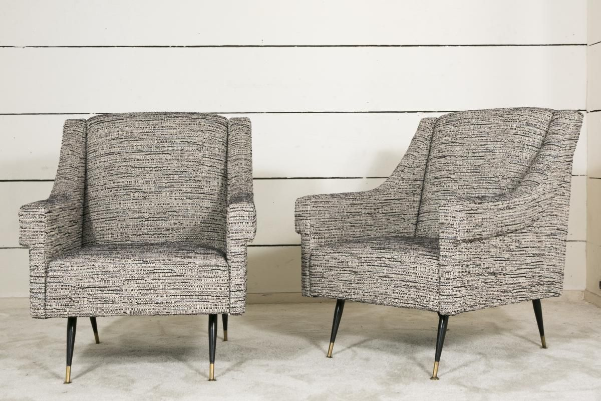 paire de fauteuils italiens 1950 pascal sarfati proantic design rh pinterest com