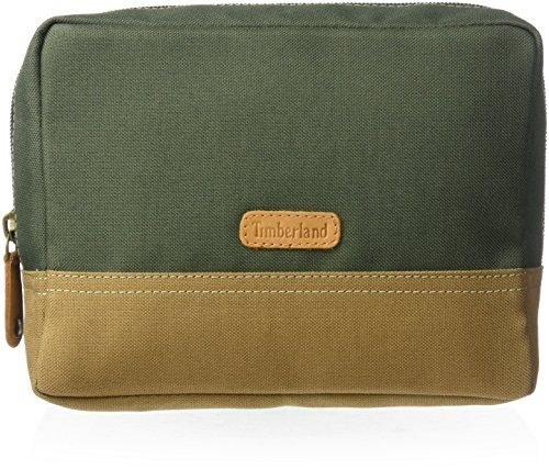 Iblue Vintage Canvas Travel Toiletry Bag Overnight Wash Shaving Dopp Kit  for Men Or Women ... cff5100446