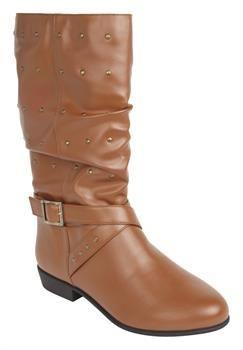 Plus Size Ida Wide Calf Boot