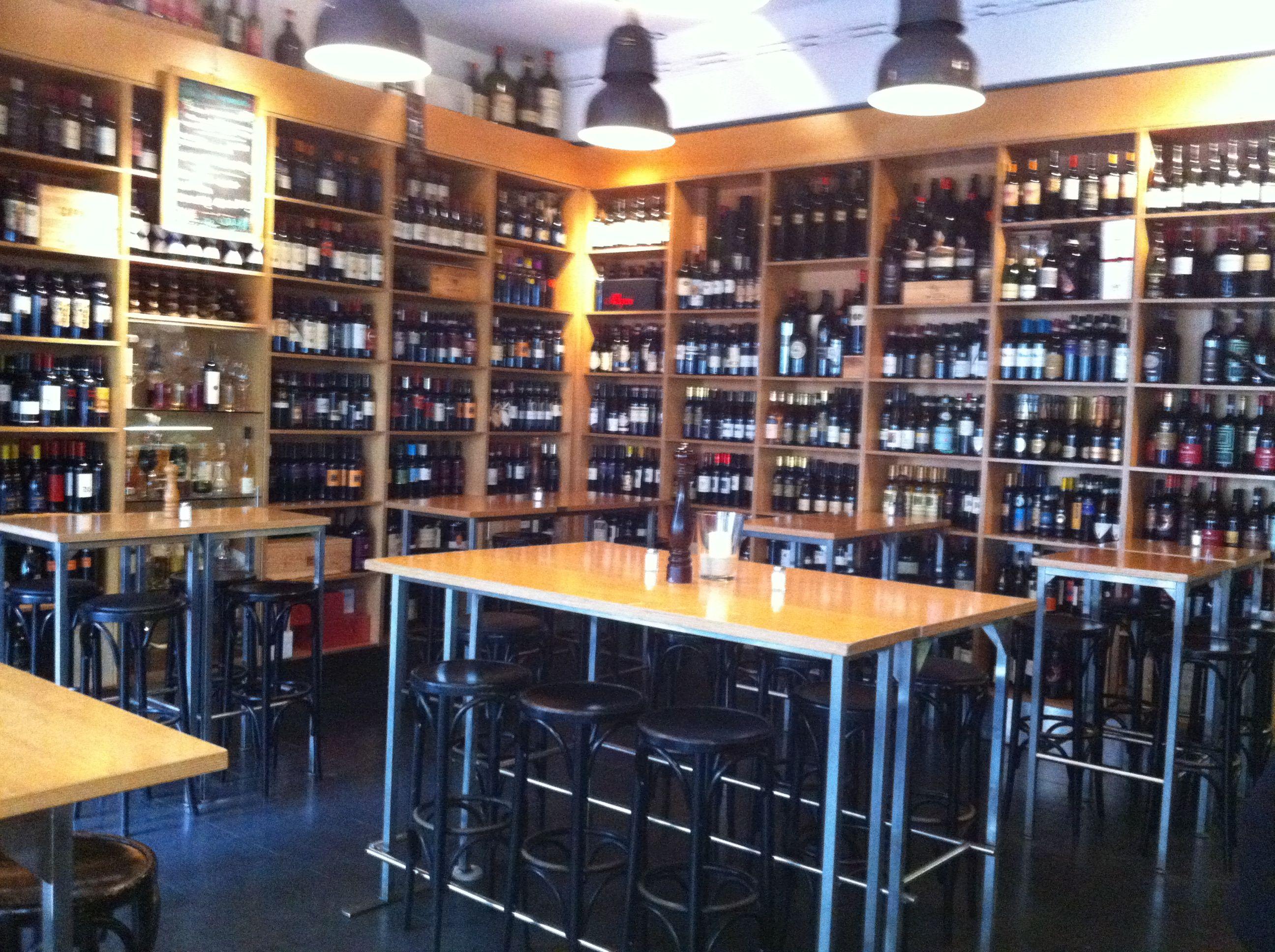 L´Antipasto Nuovo , eine der interessantesten Weinbars in München ...