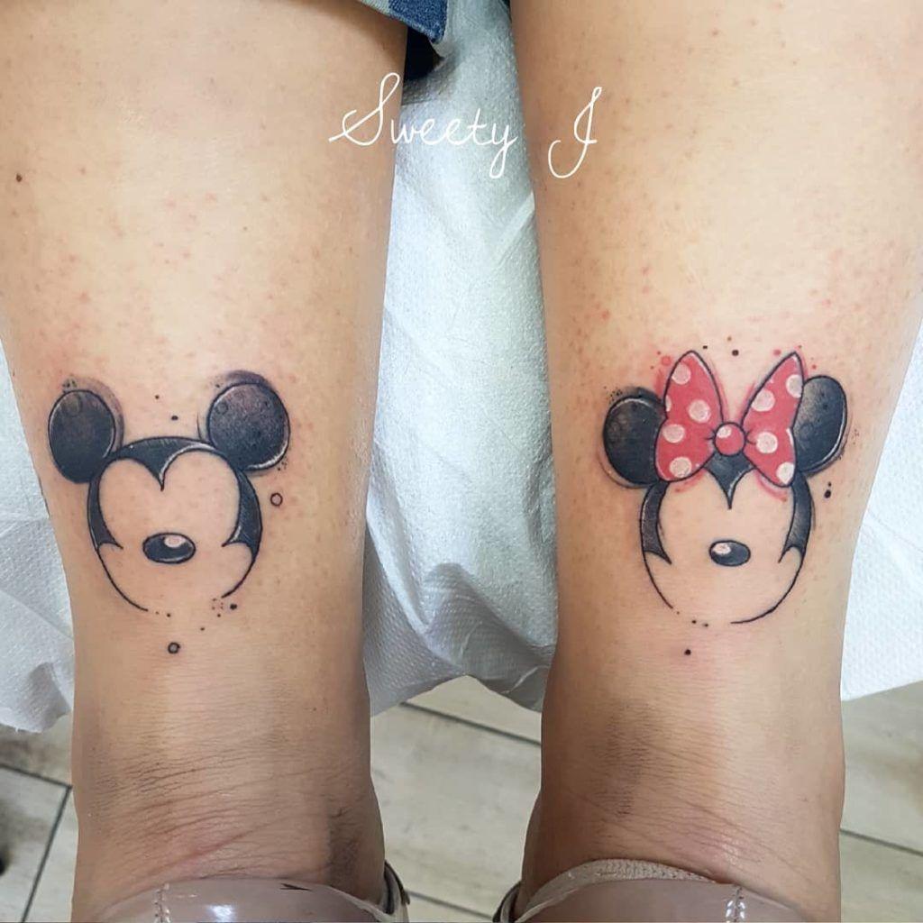 55 Best Small Disney Tattoo Ideas Mickey Tattoo Disney Tattoos Small Mickey Mouse Tattoos