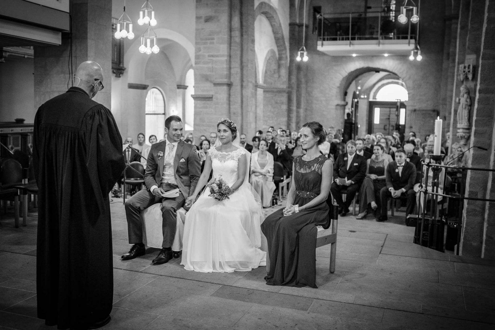 Kirchliche Trauung Anmelden