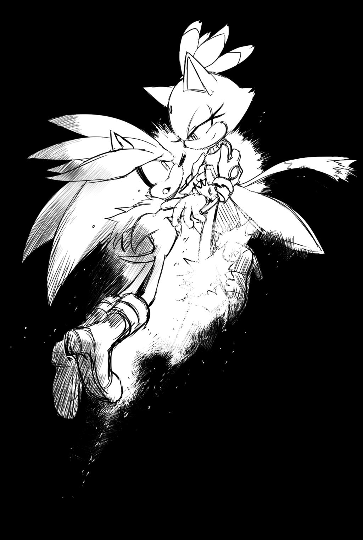 Awwwwwwwww!!!!!!!!! This part was so sad in Sonic '06