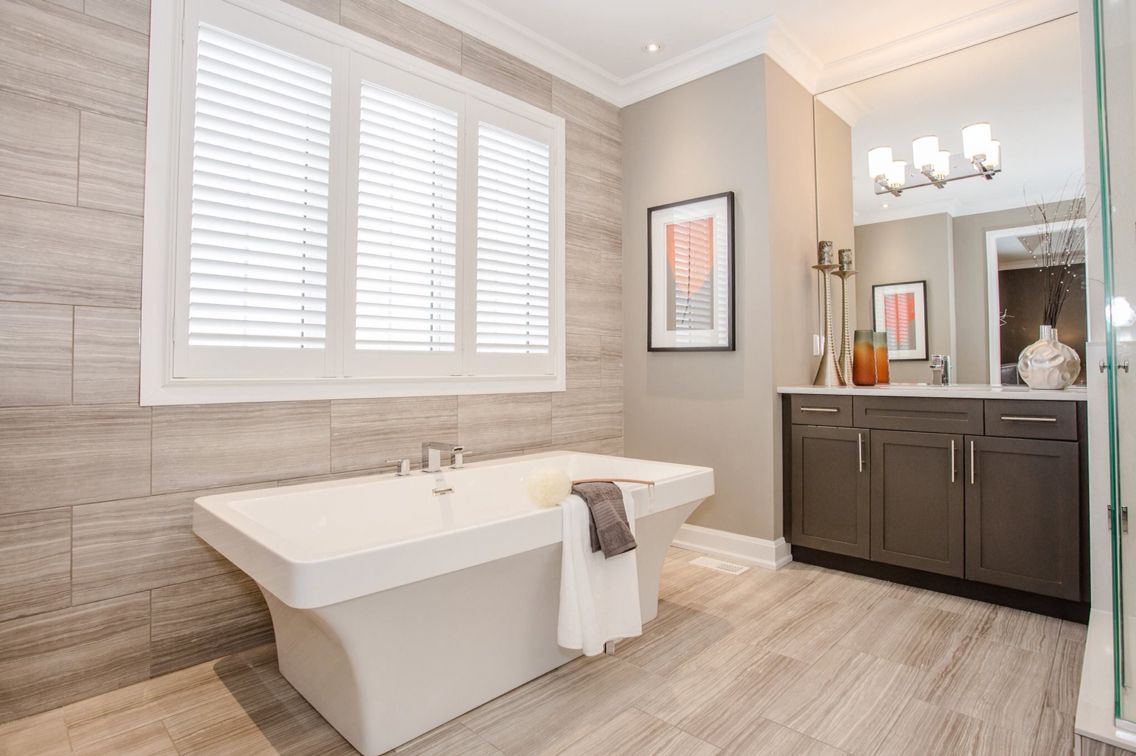 Mattamy Homes   Bathroom Design   Pinterest   Bathroom designs ...