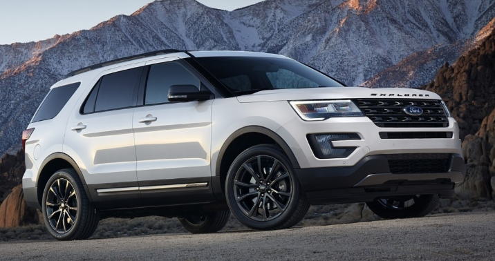 2019 Ford Explorer Sport Release Date Redesign Price 2018