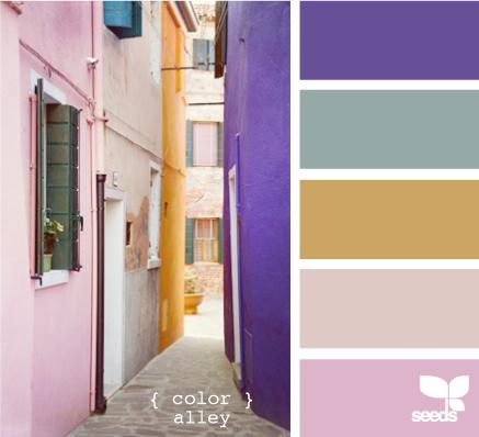 color alley