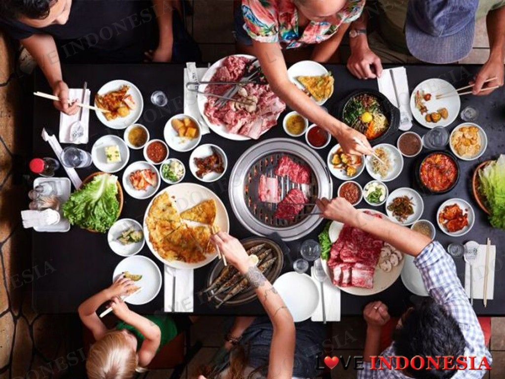 5 Restoran Korea Enak Dan Halal Di Jakarta Dengan Gambar Resep Masakan Korea Makanan Restoran