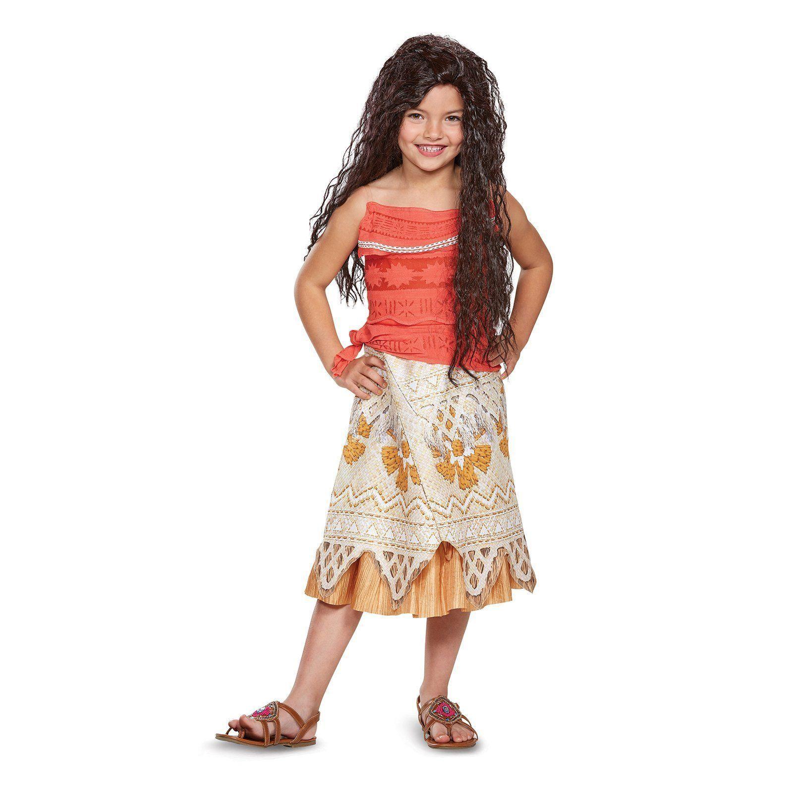 Disney Princess Moana Classic Child Costume