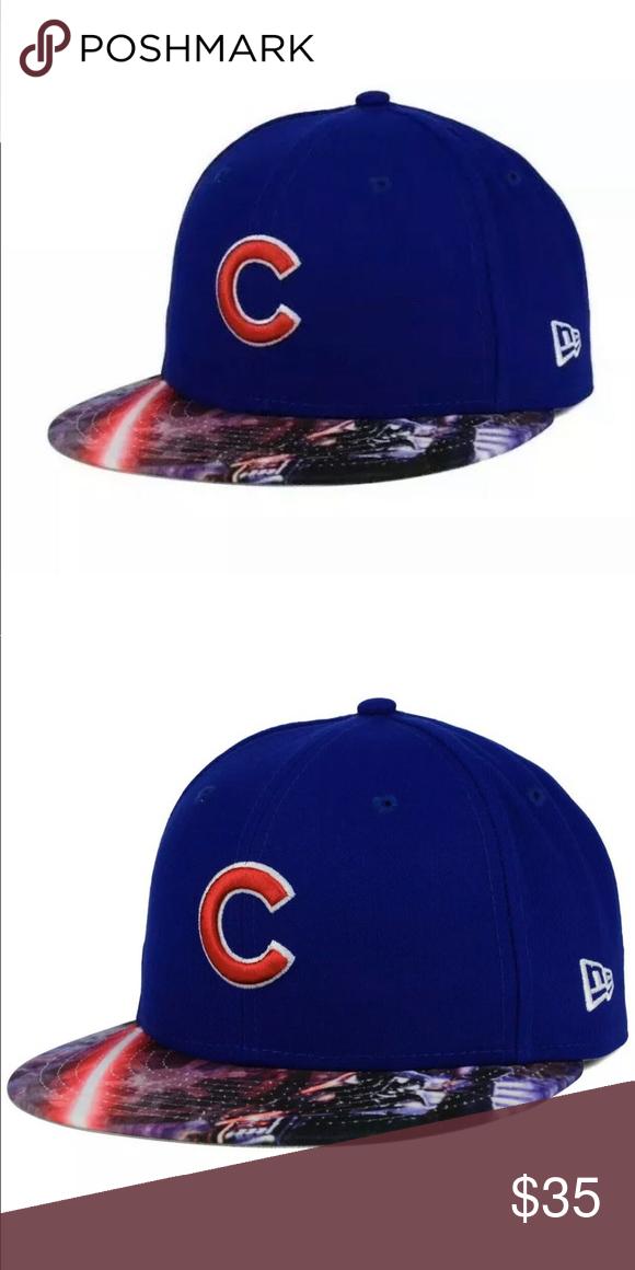 7200b5fe5ab New Era Chicago Cubs Star Wars Hat 🔥🔥 New New Era Accessories Hats ...
