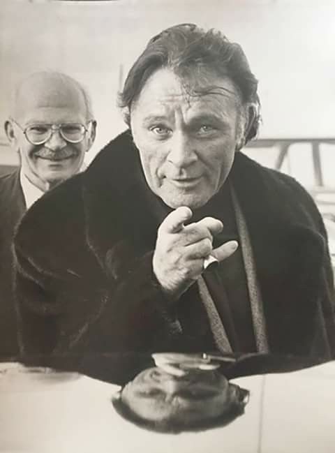 Richard Burton.
