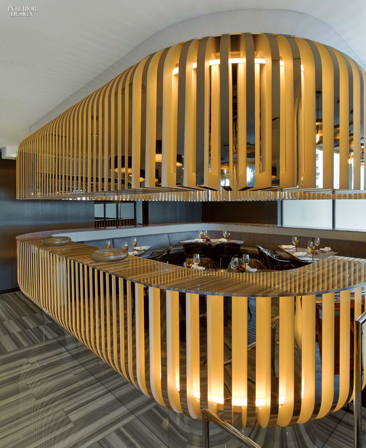 Restaurant Design Category US Hotel Project W Chicago Lakeshore Firm Meyer Davis