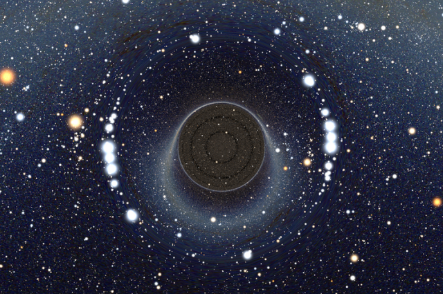 Could Supermassive Black Holes At The Center Of Galaxies ...