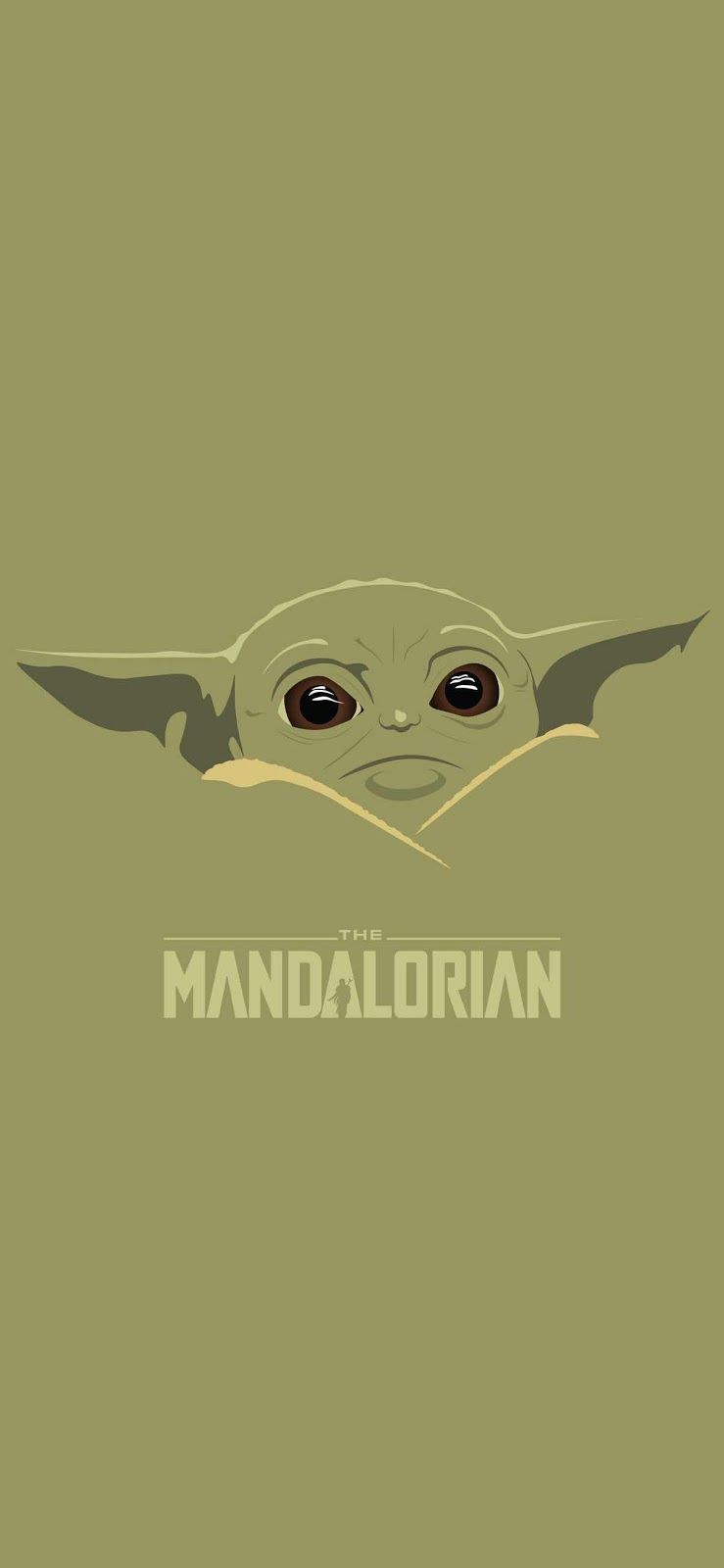 Iphone And Android Wallpapers Baby Yoda Star Wars Wallpaper For Iphone And Android Star Wars Wallpaper Yoda Wallpaper Star Wars Wallpaper Iphone