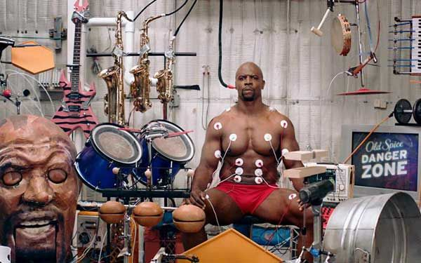 Remix the Old Spice Guy's muscles with this new interactive viral video.