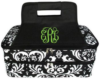 tinytulip.com - Personalized Gifts at Great Prices - Monogrammed Container Cooler ~ Casserole Carrier