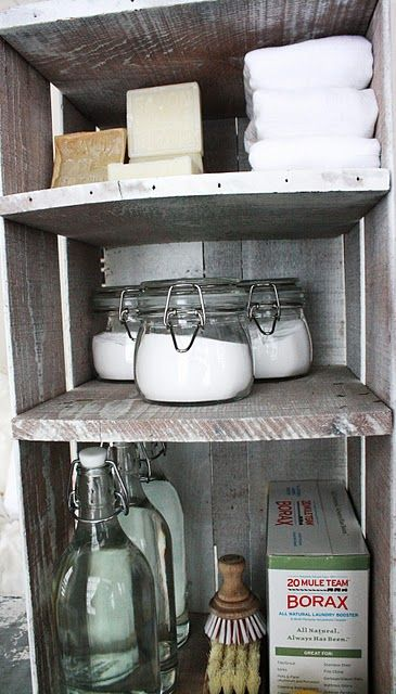 I Want My Cleaning Supply Pantry To Look Like This Back Basics