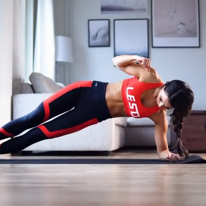 Sports Outdoors Video Abs Workout Fitness Body Workout
