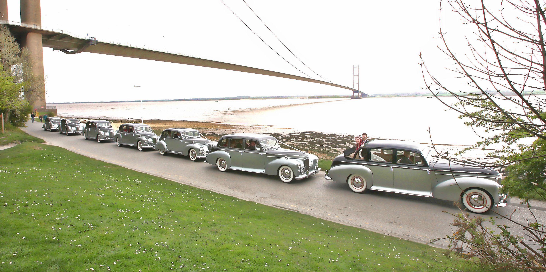 Marshalls Cars With Stephen Armishaw Photography At Humber Bridge