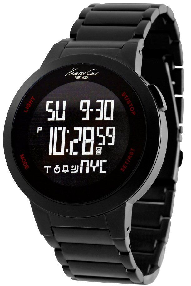 c41abb246fa3 Kenneth Cole New York Digital Touch Screen Watch Ropa De Hombre
