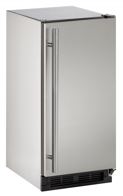 U Line 15 Stainless Steel 1000 Series Ice Machine Outdoor Kitchen Outdoor Kitchen Appliances Outdoor Appliances