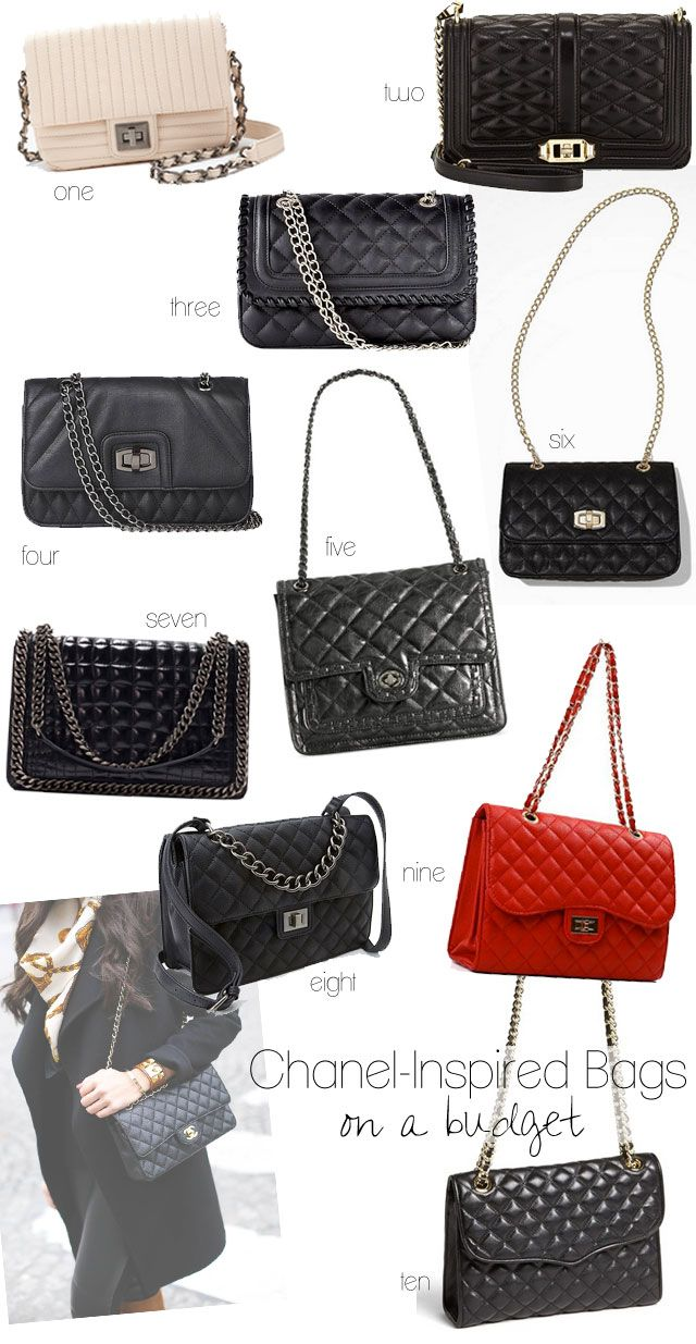 2a973350869d The 10 Best (Budget-Friendly) Chanel-Inspired Bags Available Right ...
