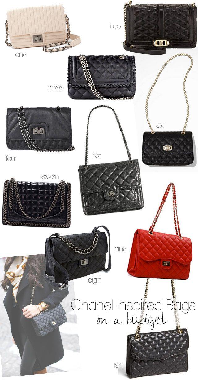 Fendi Inspired Handbag