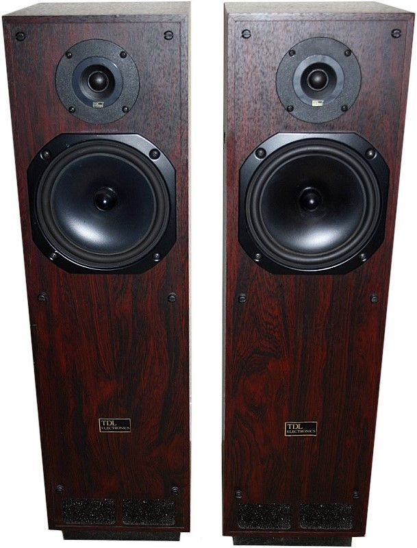 My 2nd pair of Hi-Fi Speakers TDL RTL2 | Speakers in 2019