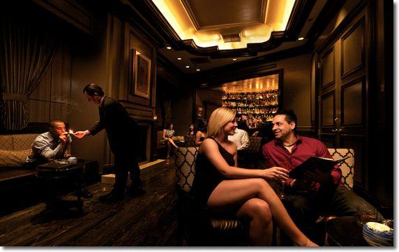 Andre's-Cigar-Lounge | Las Vegas Cigar Bars | Pinterest