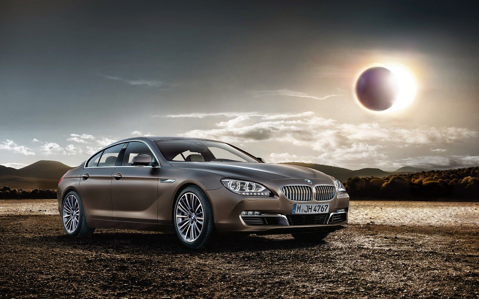 2013 BMW 6 Series Gran Coupe Best Wallpaper ~ Auto Cars
