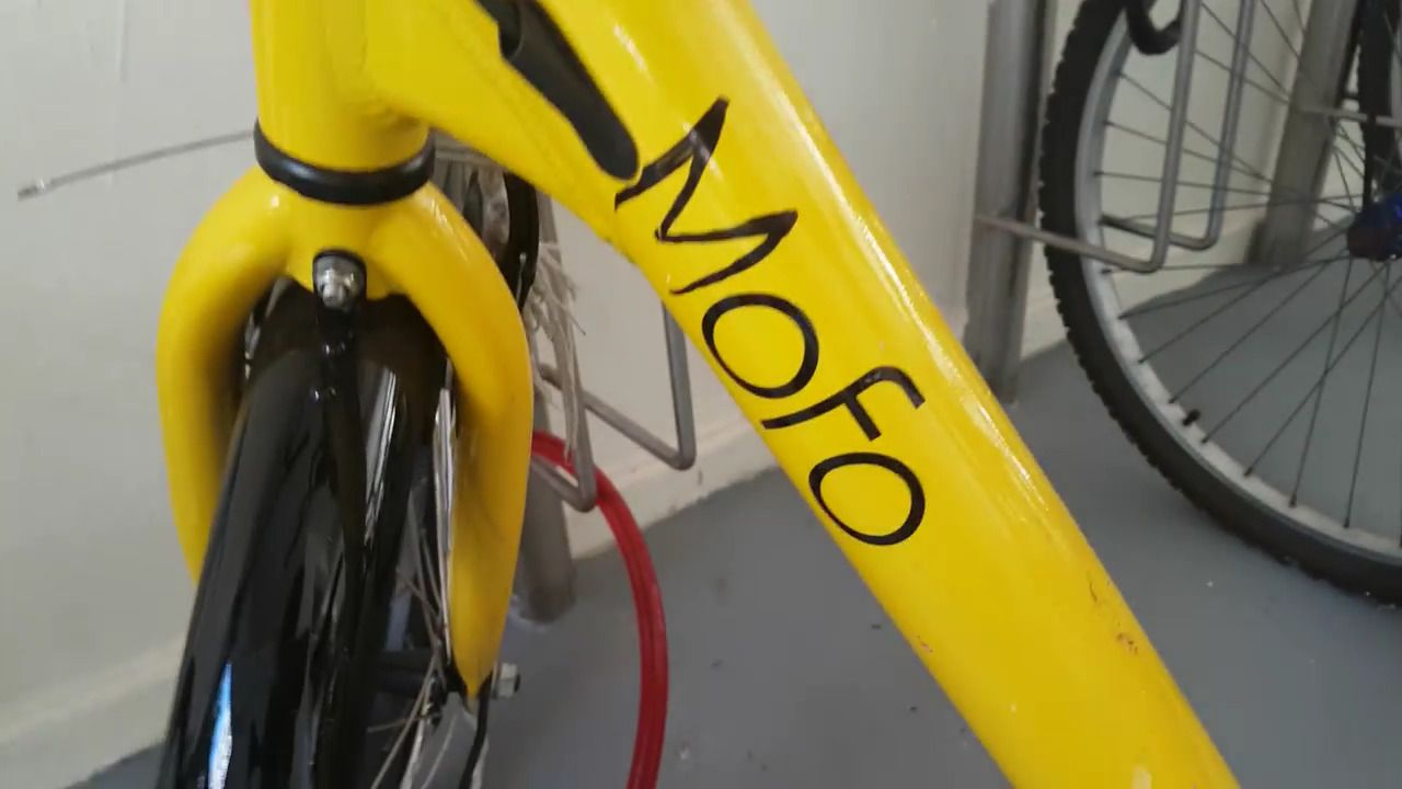 Cycling mofos