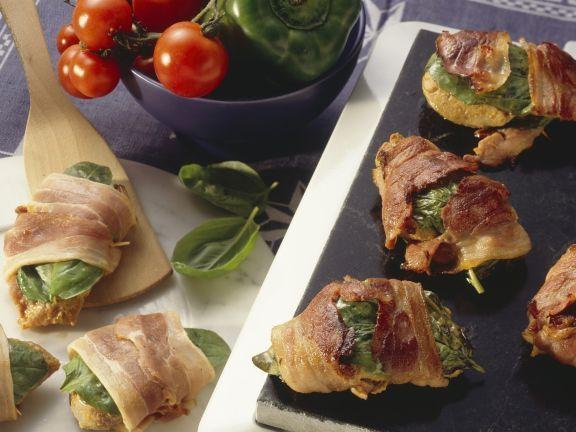 Schweinefilet mit Basilikum ist ein Rezept mit frischen Zutaten aus der Kategorie Schwein. Probieren Sie dieses und weitere Rezepte von EAT SMARTER!