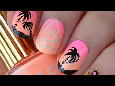 20 Cute Nail Ideas 20 Nail Design For Summer Fall Nail Designs
