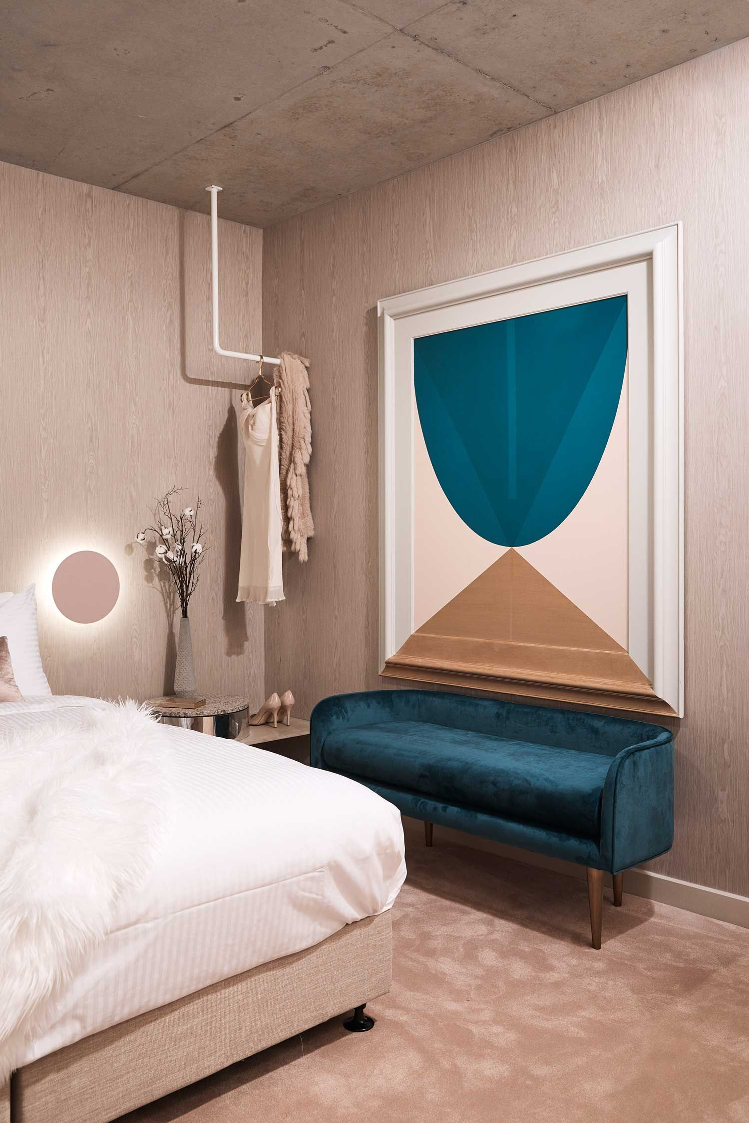 Hotel Room Designs: The Collectionist Hotel Opens In Sydney's Camperdown