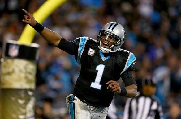 Patriots Couldn T Contain Panthers Cam Newton The Boston Globe Panthers Carolina Panthers New York Teams