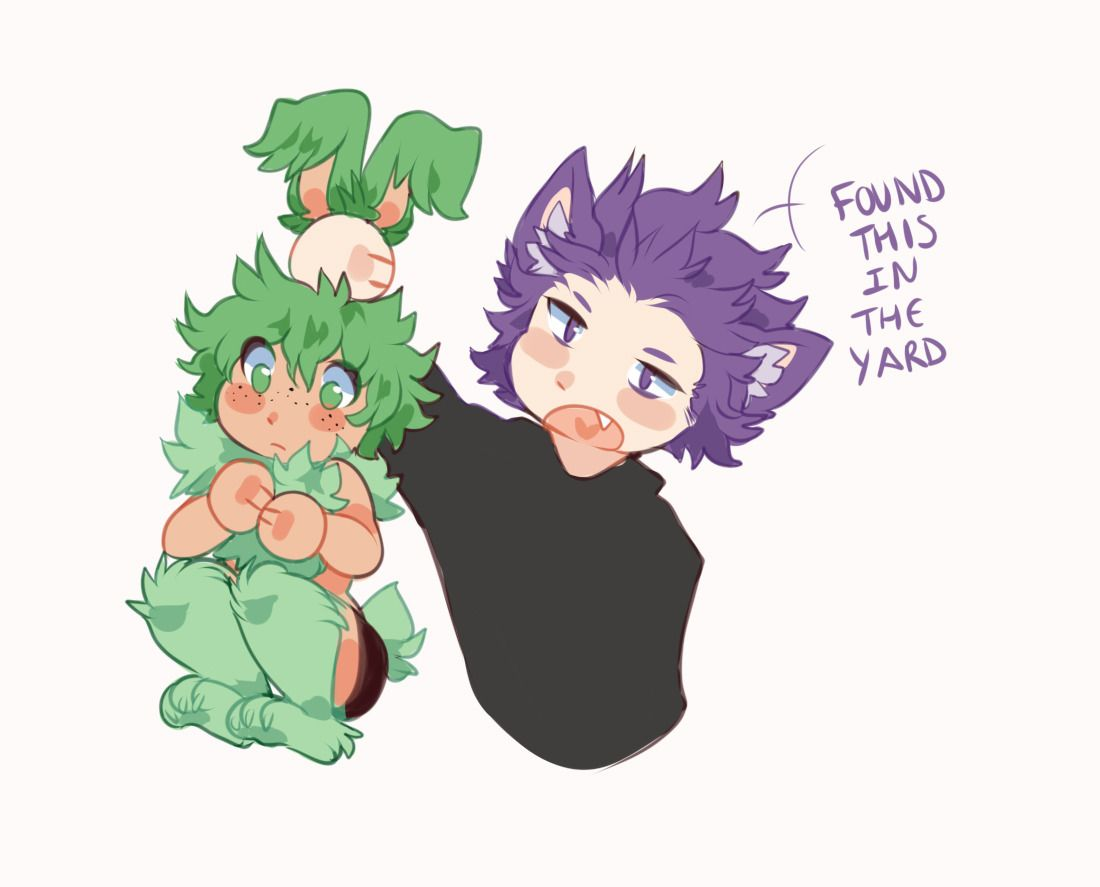 Photo of bunny+deku | Tumblr