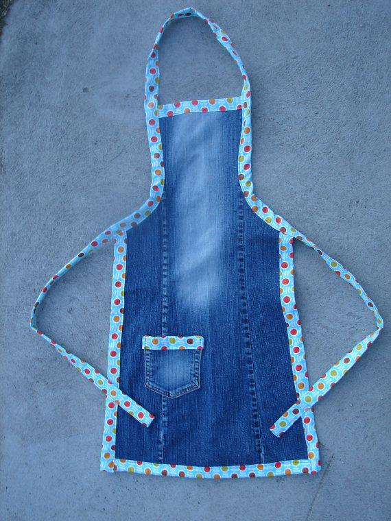 how to make a levi apron