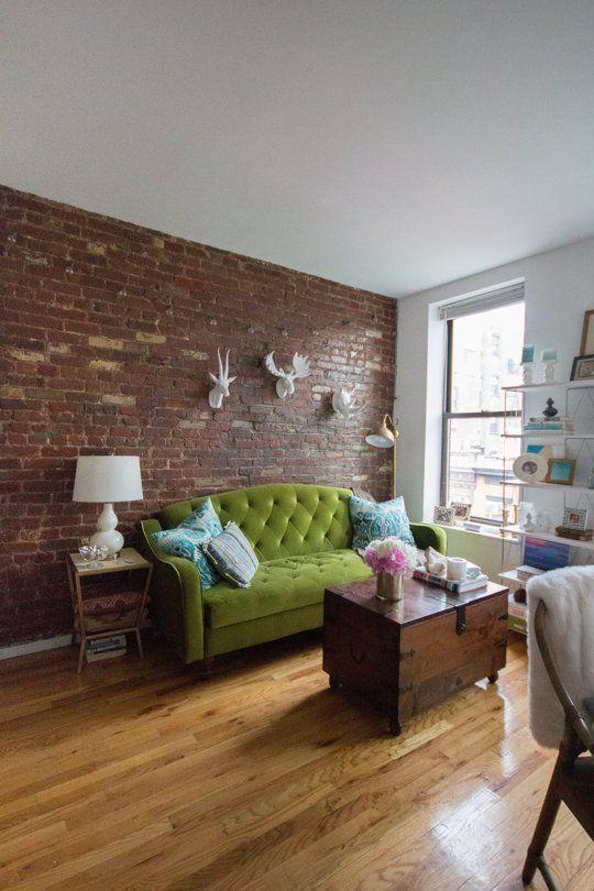 Amanda S California Inspired New York Apartment House Tour Therapy