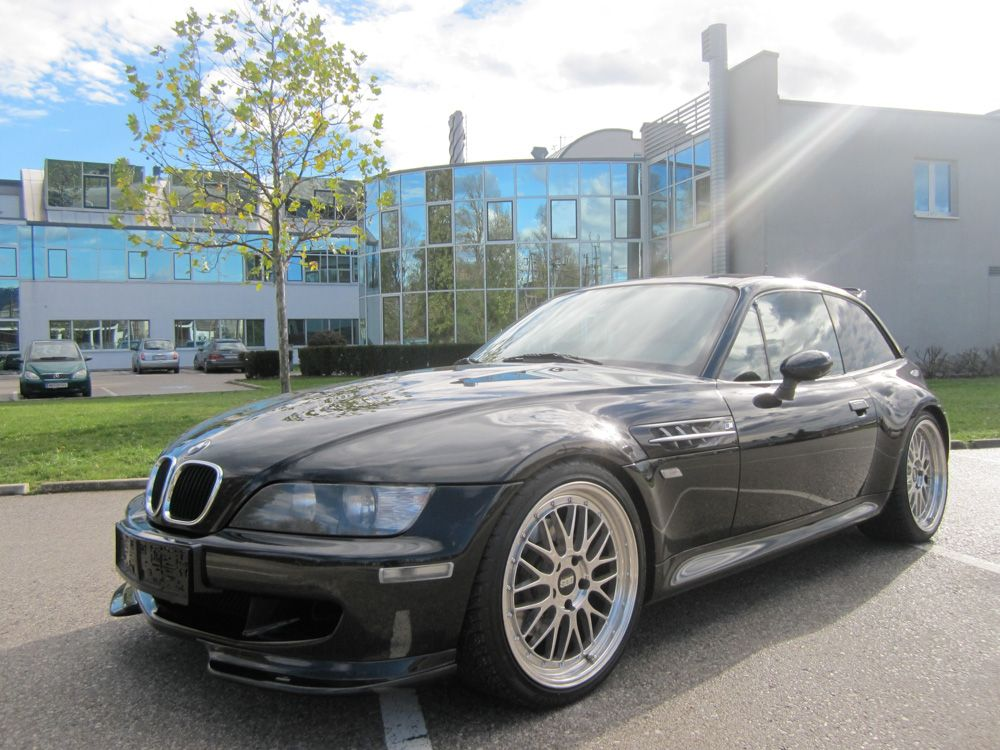 For Sale M Power pur BMW Z3 M Coupe more infos at www