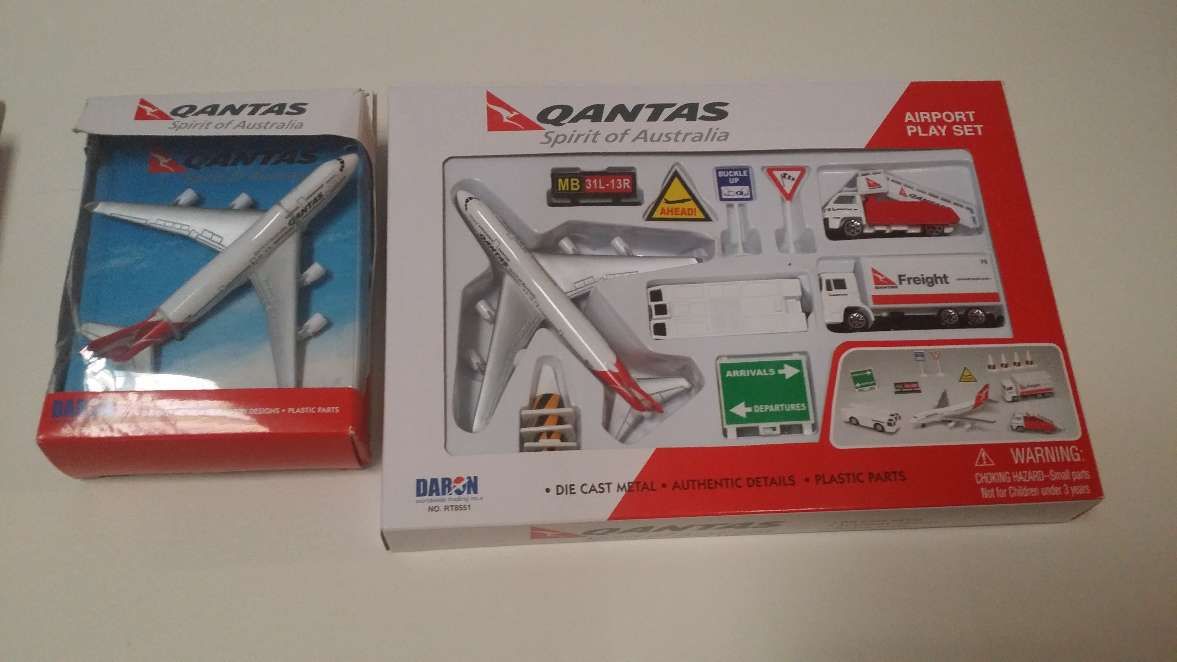 Vintage Air Canada Plane Die Cast Metal Commercial Aircraft New