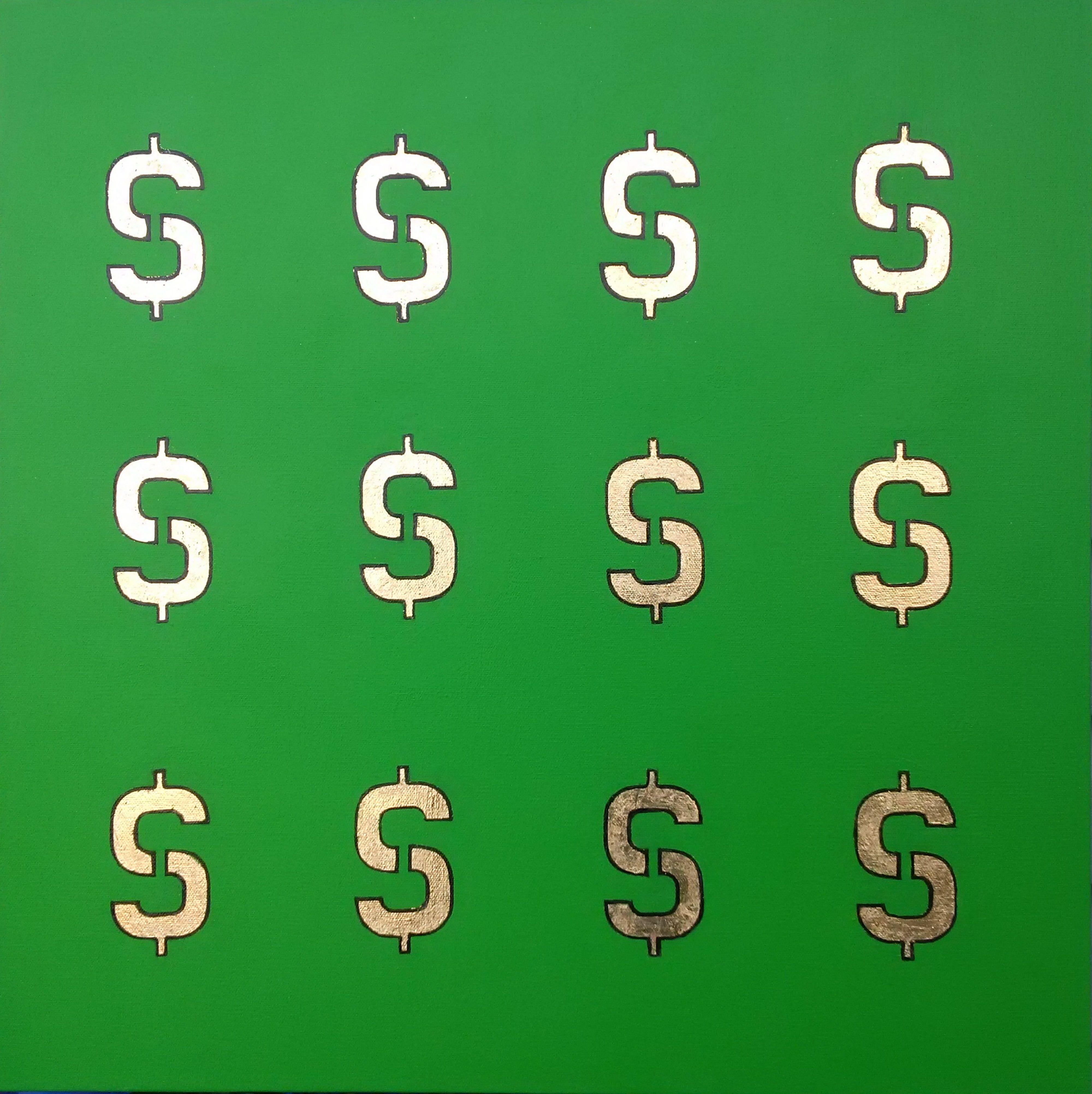 Dr Defiant Art 12 Green Money Version Dr Defiants Pop Art