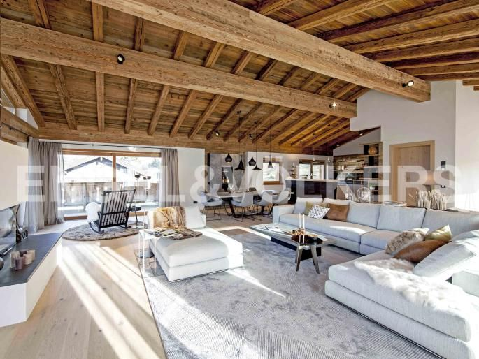 W-01MWZS Neubau Luxus Chalet in sonniger Aussichtslage Engel - designermobel einrichtung hotel venedig