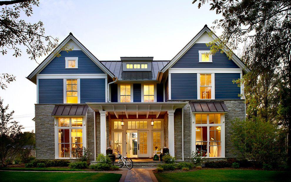 modern farmhouse exterior design - Modern Farmhouse Exteriors