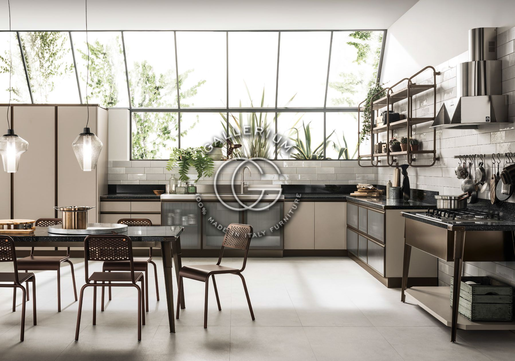 Scavolini Kitchen : Diesel