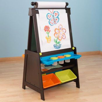Love this easel from costco- great deal and i love the paper roll on ...