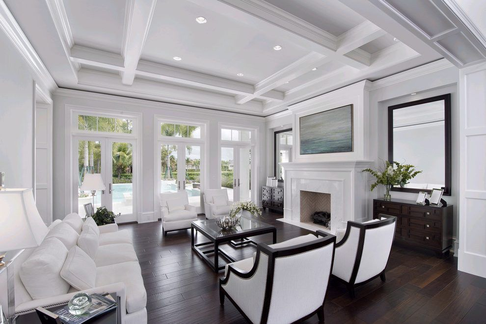 Coffered Ceiling Ideas For Any Room