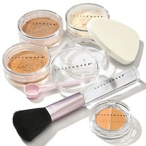 I Use Sheercover Make Up Using It For