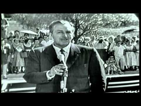 ▶ Walt Disney's Disneyland Opening Day Speech, July 17, 1955 - YouTube
